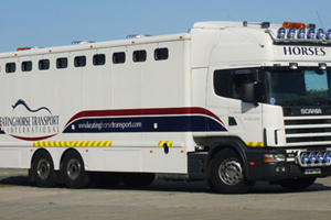 Keating Horse Transport Ireland